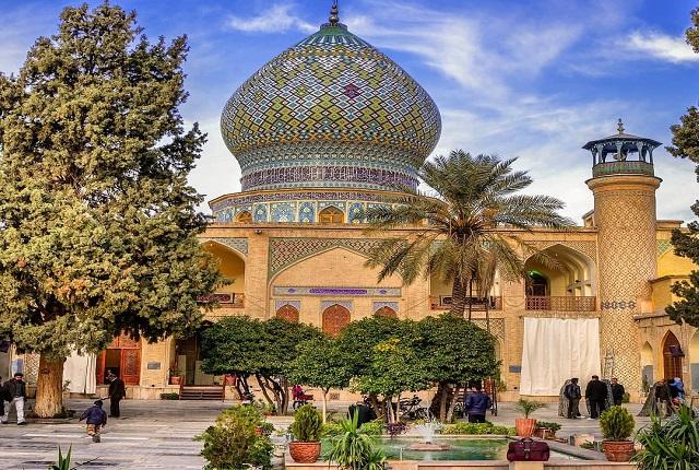 Ali Ibn e hamzeh Shrine
