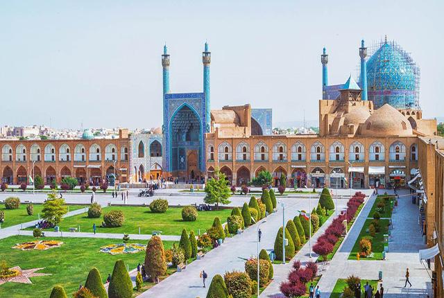 Emam mosque (Shah mosque)